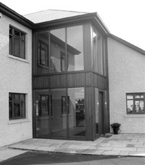 thumbnail photo of house designed by dh ryan architects